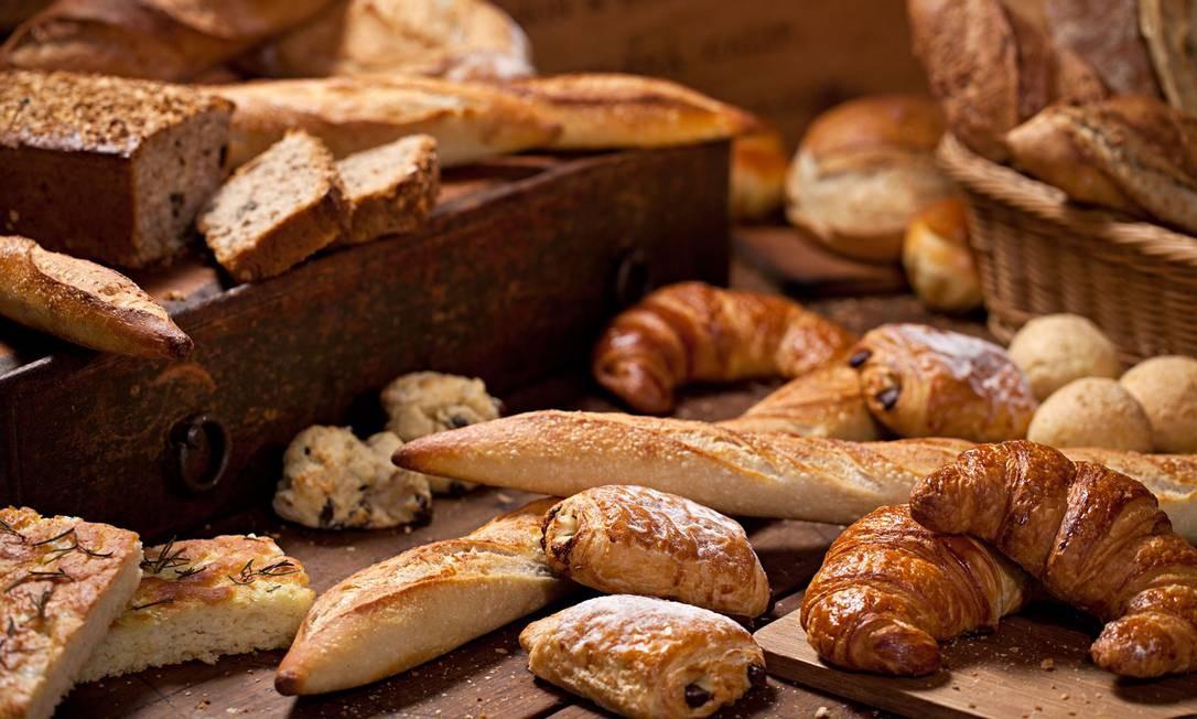 Também famosa pelos pães, a Casa Carandaí tem pedidas como a baguete (R$ 9,20), supercrocante, ciabatta (R$ 5,60), brioche (R$ 1,90), pão de campanha (R$ 11,60) e croissant (R$ 6,50), também oferecido com recheio de Nutella (R$ 7,50), entre muitos outros. Rua Lopes Quintas 165, Jardim Botânico — 3114-0179. Capacidade: 42 lugares. Horário: de 2ª a sábado das 8h30 às 22h, domingo das 8h30 às 18h Foto: Divulgação/Rodrigo Azevedo