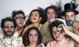 Água Viva. O grupo se apresentará às 19h de sexta-feira, misturando ritmos como maracatu, baião e samb Foto: Divulgação/Erick Dau