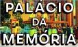 Capa de 'O palácio da memória', de Nate DiMeo Foto: Divulgação