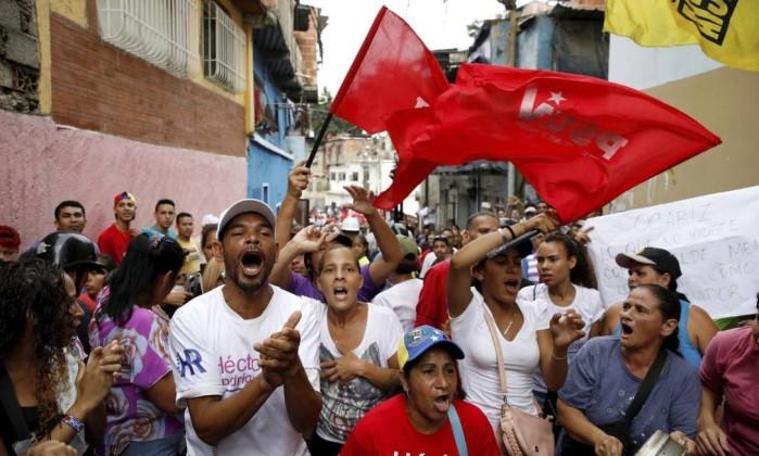 Eleições governamentais foram resposta aos EUA, diz Maduro