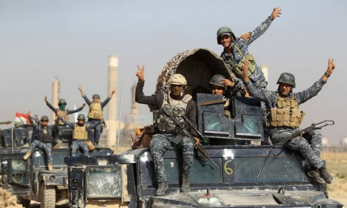 ATUALIZADA - Iraque retoma cidade de controle curdo