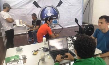 CT do Remo receberá avaliação de atletas Foto: Divulgação