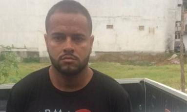 Felipe Melo de Assis Braga, o Belo, é um dos comparsas do traficante Rogério 157 Foto: Divulgação / Polícia Civil