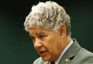 O deputado federal Chico Alencar (PSOL-RJ) na Câmara dos Deputados Foto: Michel Filho / Michel Filho/Agência O Globo/30-05-2016