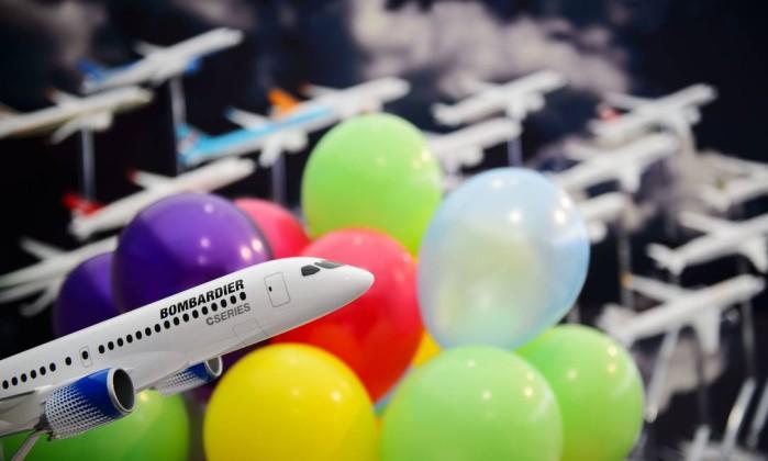 Airbus adquire fatia majoritária de programa da Bombardier
