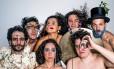 O grupo carioca Água Viva Foto: Erick Dau / Divulgação
