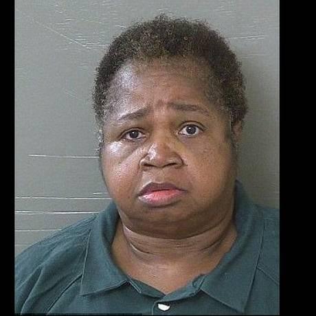 Veronica Green Posey, de 64 anos, foi presa acusada de homicídio Foto: Divulgação/Prisão Escambia County