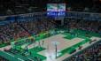 ESP 15/08/2016 - Rio 2016 - Arena Carioca 1 . Vitoria do Brasil contra Nigeria por 86 a 69. Foto Pedro Kirilos / Agencia o Globo Foto: Pedro Kirilos / O Globo