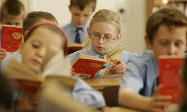A dislexia afeta a capacidade de leitura das pessoas com o problema Foto: WIKIMEDIA