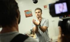 O apresentador Luciano Huck Foto: Divulgação