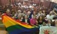 Alerj aprova Dia Estadual do Orgulho e Cidadania LGBT Foto: Divulgação