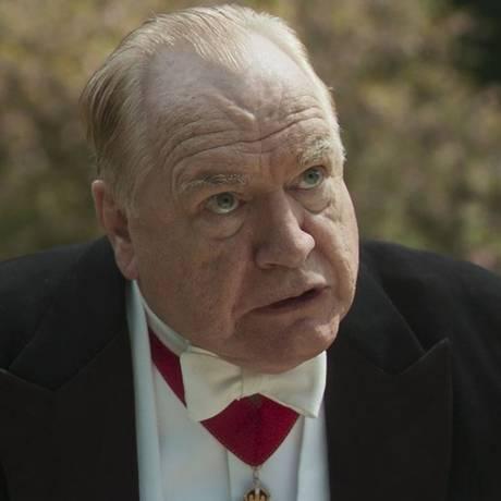 Cena do filme 'Churchill' Foto: Divulgação