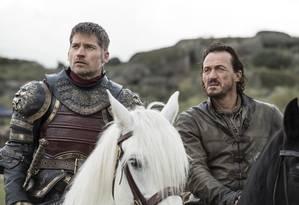 Cena da série 'Game of Thrones', da HBO