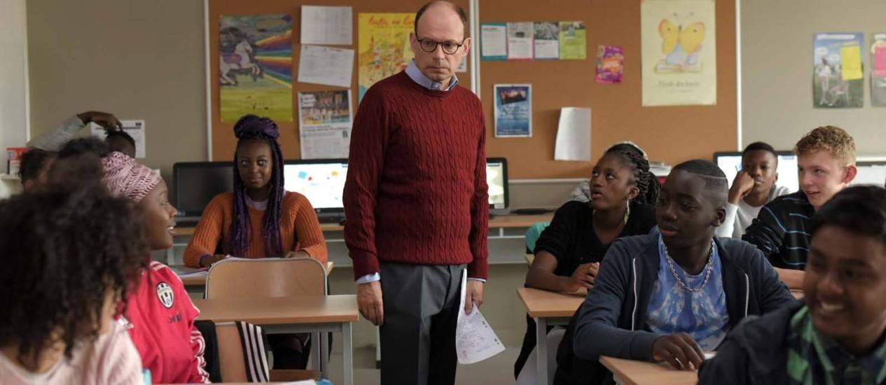 Cena do filme 'O melhor professor da minha vida' Foto: Divulgação