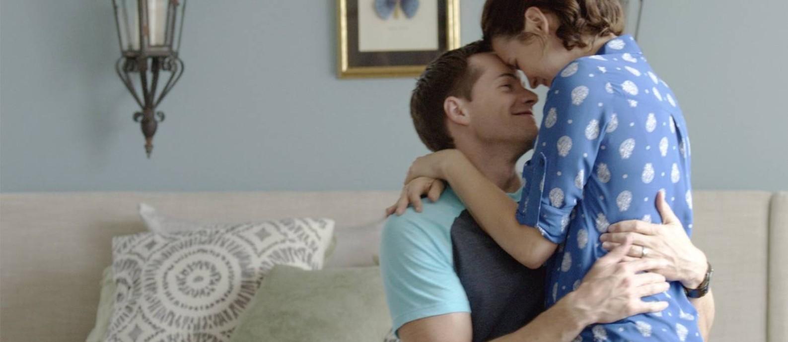 Cena do filme 'Uma razão para recomeçar' Foto: Divulgação