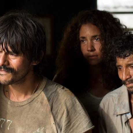 Cena do filme 'El amparo' Foto: Divulgação