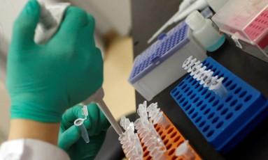 Experimentos em laboratório demonstraram que a Hira desempenha papel importante no combate a infecções virais Foto: Aly Song / REUTERS