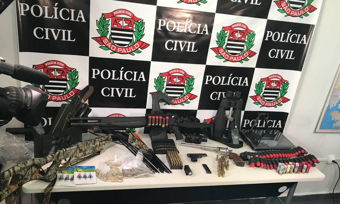 Facção de SP planejava protestar em Brasília contra presídios federais