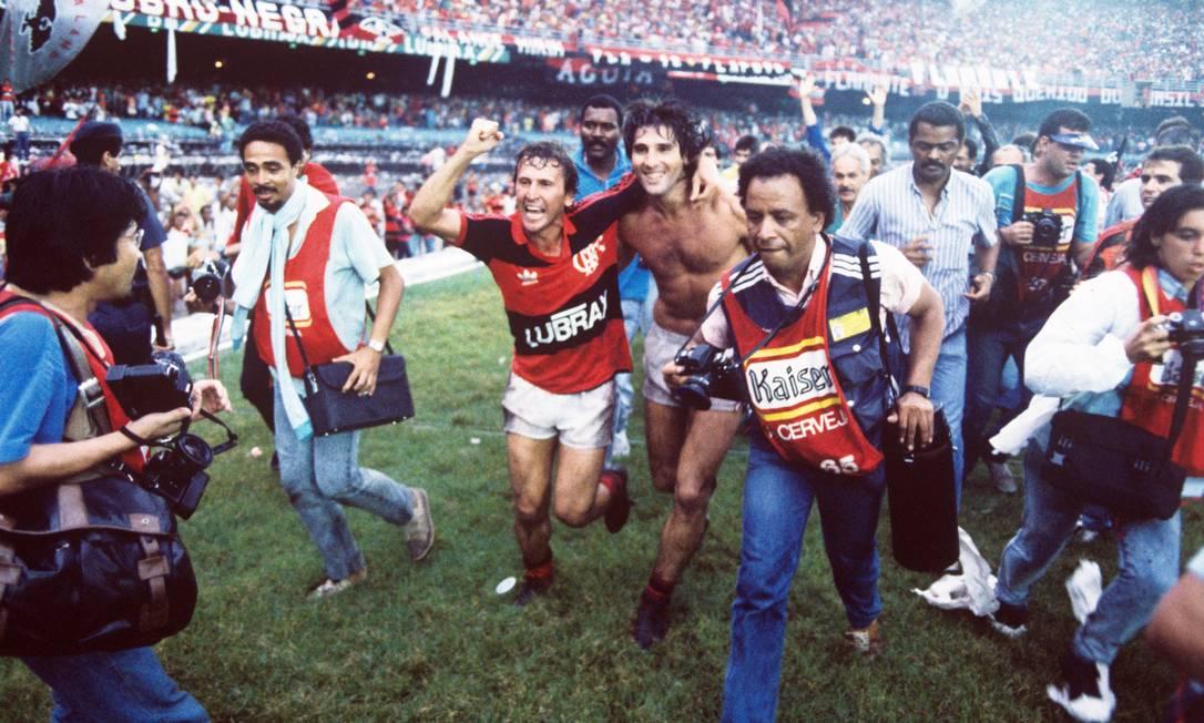 Flamengo recorre contra decisão do STF que declarou Sport único campeão de 1987