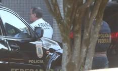 Ex-ministro Geddel Vieira Lima foi preso após a PF apreender R$ 51 milhões em um apartamento em Salvador Foto: Ailton de Freitas / Agência O Globo 08/09/2017 - Ex-ministro Geddel Vieira Lima chega a s