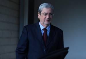 O ministro da Secretaria de Governo da Presidência da República, Antonio Imbassahy Foto: Jorge William / Agência O Globo