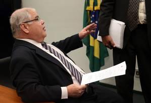 O deputado Lúcio Vieira Lima (PMDB-BA) Foto: Givaldo Barbosa / Agência O Globo