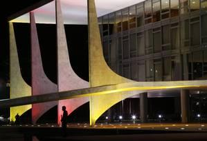 Palácio do Planalto Foto: Ailton de Freitas / Agência O Globo 17/08/2017