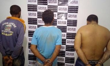 Na ordem, tio de suspeito, homem que ameaçou incendiar creche e foragido da Justiça Foto: Divulgação/PM Janaúba