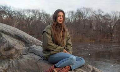 A cantora e compositora americana Julie Byrne Foto: Divulgação
