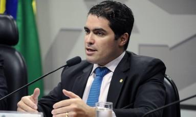 O deputado federal Newton Cardoso Junior (PMDB - MG) Foto: Alex Ferreira/Câmara dos Deputados/28-06-/2017