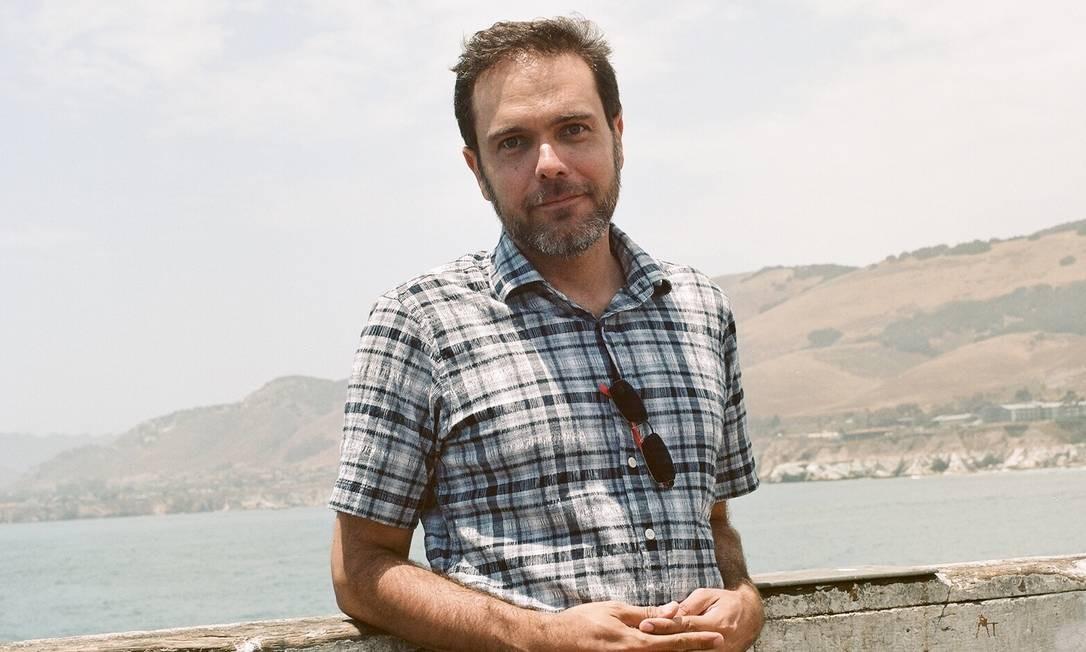 Escritor José Luiz Passos