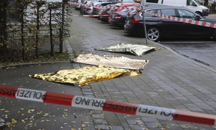 Ataque em Munique faz 6 feridos