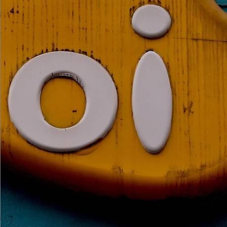Logo da Oi Foto: Arquivo