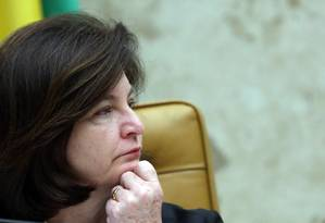 Raquel Dodge só atende com hora marcada Foto: Givaldo Barbosa / Agência O Globo