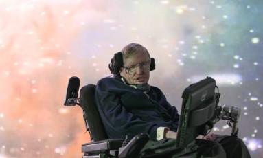 Stephen Hawking espera que leitores não se decepcionem com sua tese de doutorado Foto: Paul Jenkins / National Geographic Channels