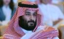 O príncipe herdeiro Mohammed bin Salman: tentativa de modernizar a Arábia Saudita Foto: FAYEZ NURELDINE / AFP