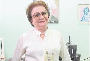 Rachel Niskier é pediatra do grupo gestor da rede Não Bata, Eduque Foto: Thalita Pessoa