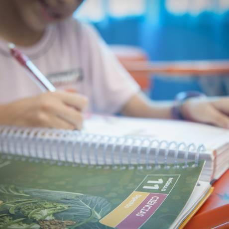 Avaliação de Alfabetização só será feita em 2019 Foto: Analice Paron / Agência O Globo