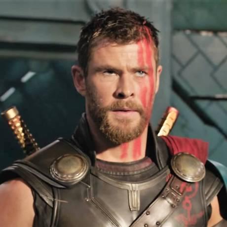 Cena de 'Thor: Ragnarok' Foto: Divulgação