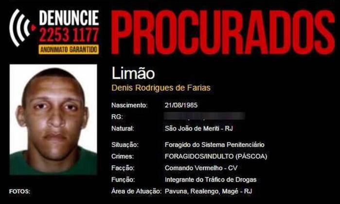 Chefe do tráfico do Morro do Chapadão é preso no Distrito Federal