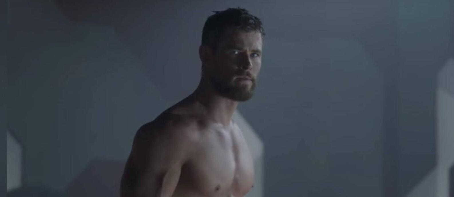 'Thor' shirtless Foto: Divulgação