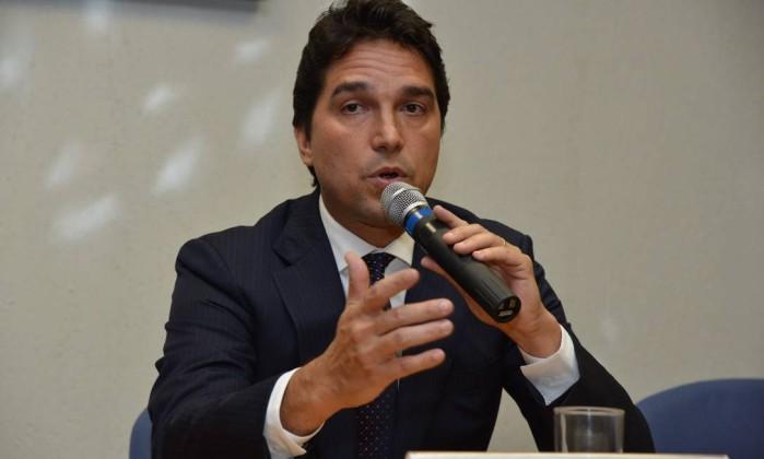 Lúcio Funaro diz que filmou reuniões em seu escritório por oito anos