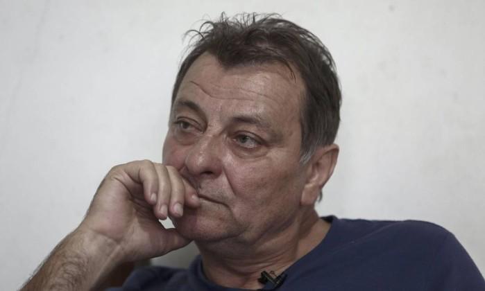 O ex-ativista italiano Cesare Battisti Foto: Miguel Schincariol/AFP/20-10-2017