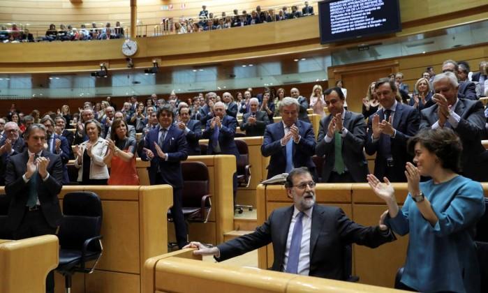 UE diz que declaração de independência da Catalunha
