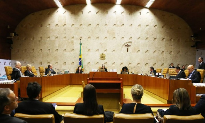 Gilmar e Barroso trocam acusações no STF