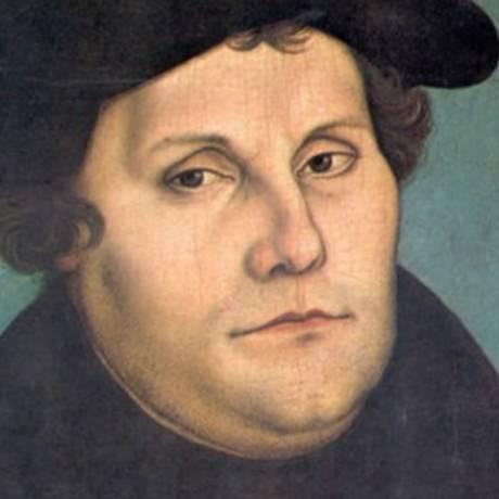 Martinho Lutero: monge católico escreveu teses contra venda de indulgências Foto: Reprodução
