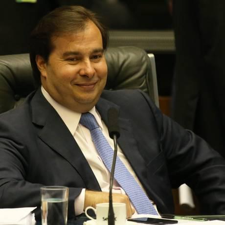 Presidente da Câmara diz que parte da despesa será paga por anfitriões. Foto: Ailton de Freitas / Agência O Globo
