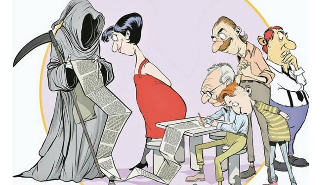 Para evitar dor de cabeça, é melhor deixar tudo claro Foto: Arte O Globo