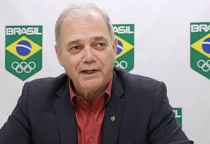 Paulo Wanderley, presidente do COB Foto: Divulgação COB
