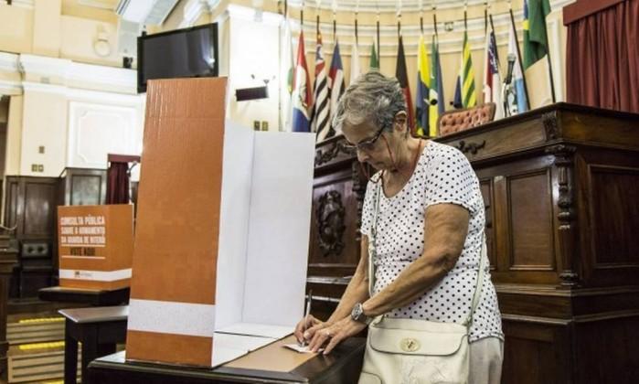 Niteroienses dizem 'não' ao uso de armas pela Guarda Municipal